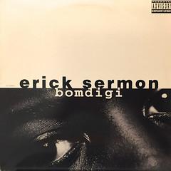 ERICK SERMON:BOMDIGI(JACKET A)