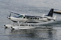C-FJOE Cessna 208 Seair Vancouver 06-09-15
