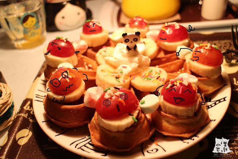 【新北市。板橋咖啡館】來板橋喝下午茶!Petit Tuz小兔子鄉村輕食雜貨鋪