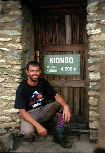 Rwenzori - Refugio Kiondo