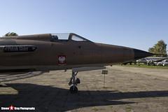 59-1822 RE - D92 - USAF - Republic F-105D Thunderchief - Polish Aviation Musuem - Krakow, Poland - 151010 - Steven Gray - IMG_9822