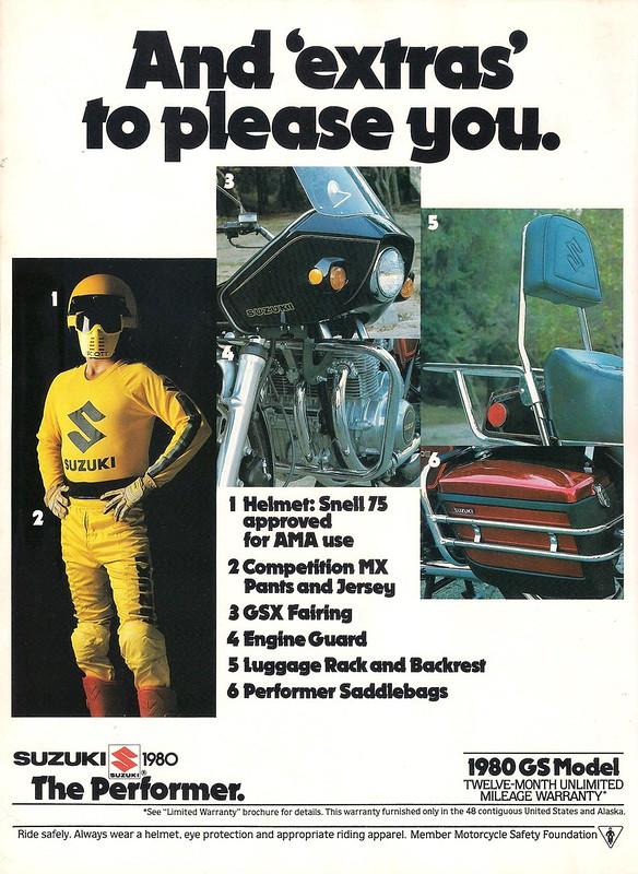1980 Suzuki 6