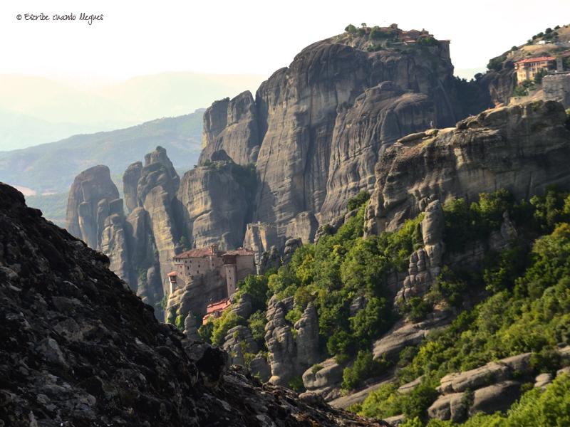Convento en Meteora