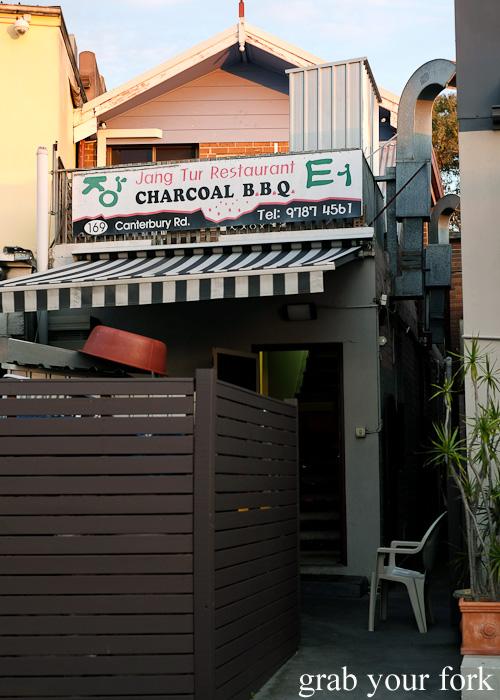 Jang Tur Charcoal BBQ Restaurant, Canterbury