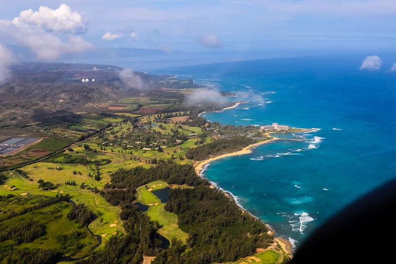 Kulima Golf Course & Turtle Bay Resort & Kawela Bay