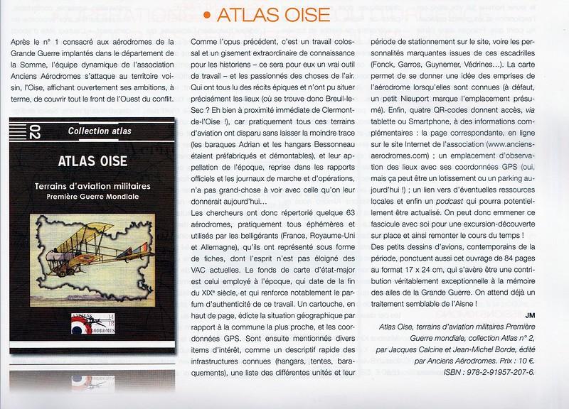 Pub Atlas Oise Aviasport n°724 725