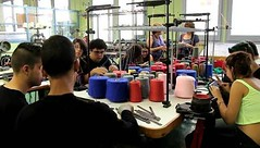 Crearán cuatro centros de innovación tecnológica para industria textil