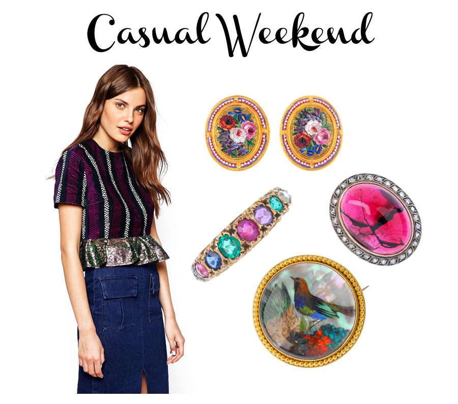 Casual Weekend -- Fellows Auction