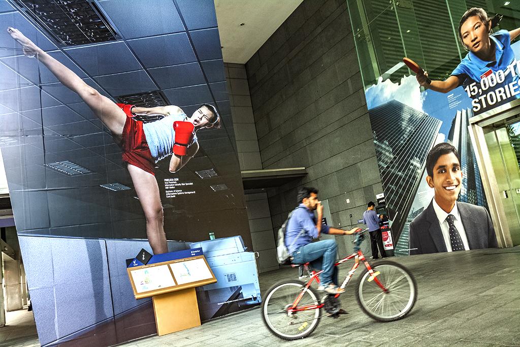 Kickboxer--Singapore