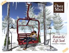 Romantic Lift Seat CHEZ MOI