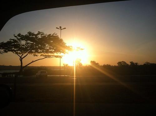 Blessed #yesterday #sunshine #Arapiraca