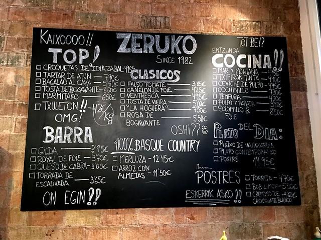 Zeruko Barcelona