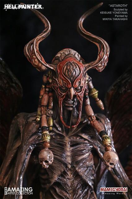 HELLPAINTER - 所羅門七十二柱魔神 - 亞斯塔祿