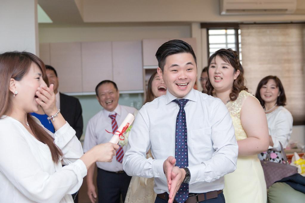 台南婚攝-迎娶午宴 X 情定城堡 (25)