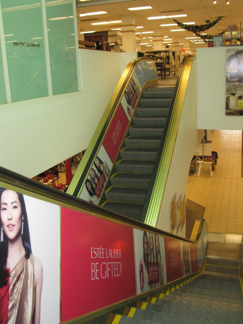 Bay escalator 2 Retail and PoP