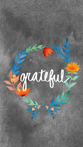 Grateful | by pizzazzdesign