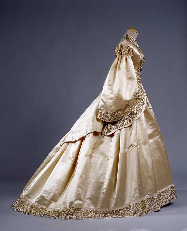 Robe de mariée, 1862, Palazzo Pitti