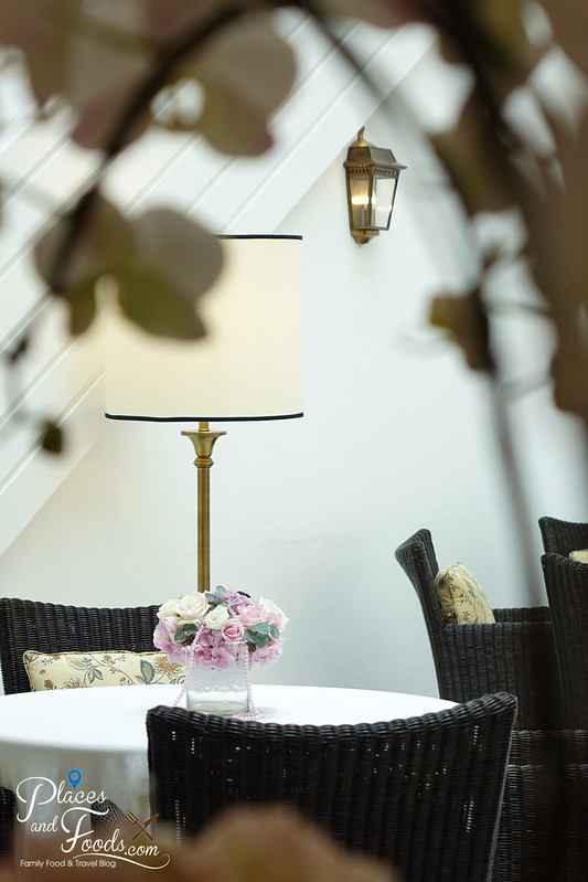 majestic hotel colonial cafe beautifu arrangement