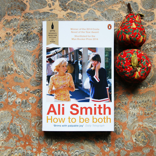 how to be both ali smith uk book blog