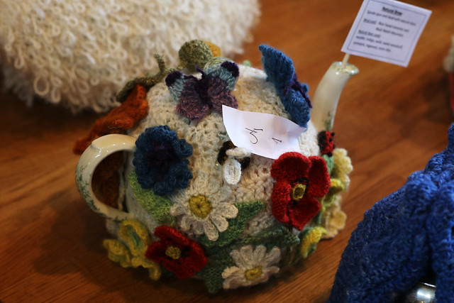 Birmingham Guild of Weavers, Spinners & Dyers Open Day 2015
