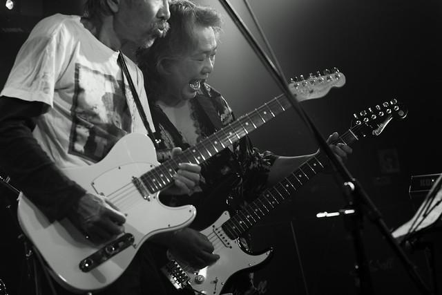 ファズの魔法使い live at 獅子王, Tokyo, 20 Nov 2015. 389