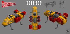 Heli Jet 2.0 Thunderbirds