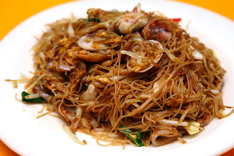 Crab Sifu Lala Fried Bihun