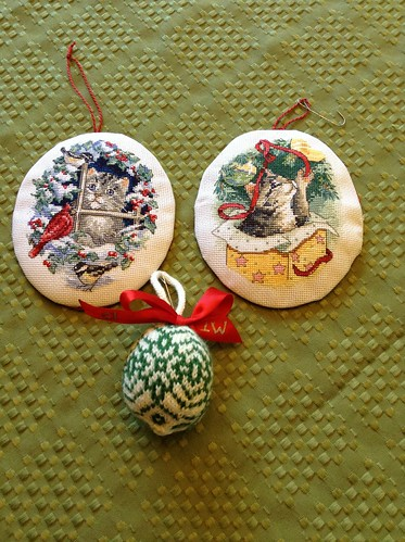 2015 Christmas Ornaments