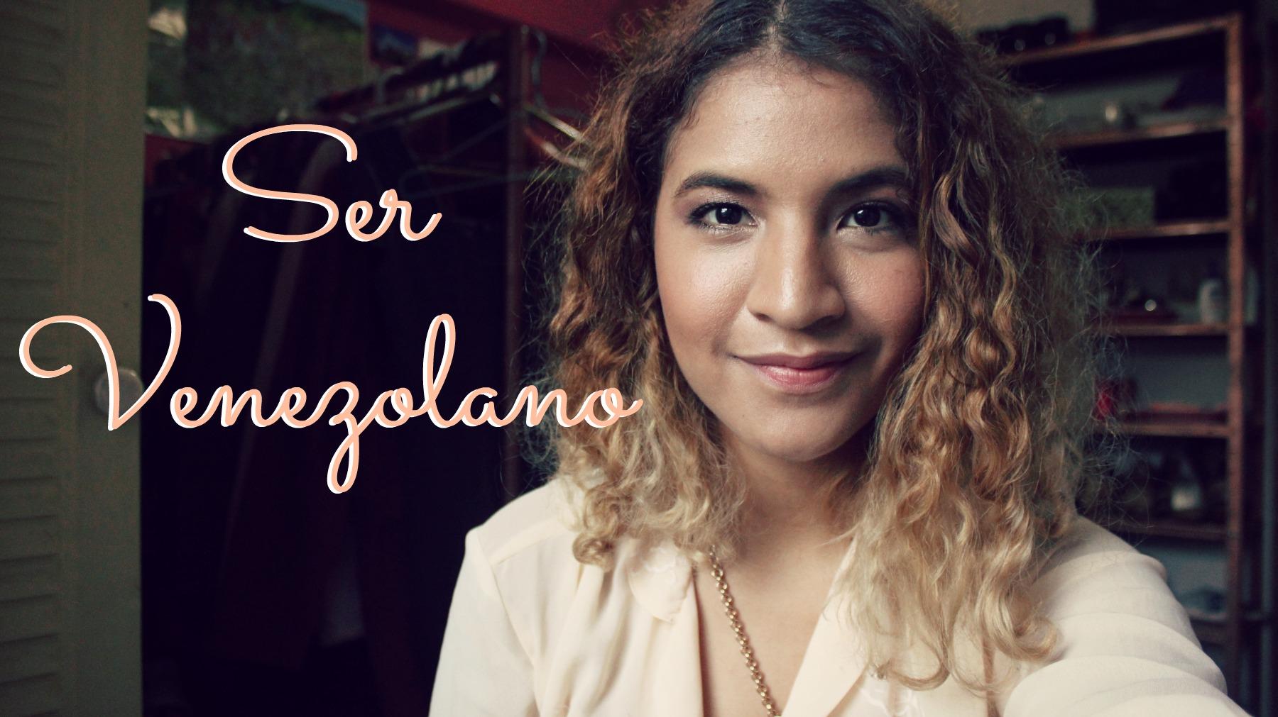 ser venezolano