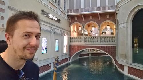 Paul at Venetian