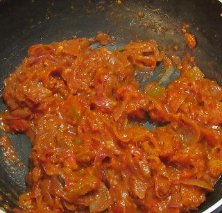 Paneer butter masala - Step 7