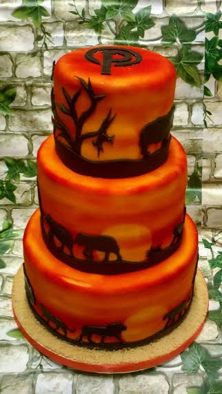 Cake by Binxey Bake Cakes