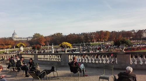 jour de Toussaint au Luxembourg