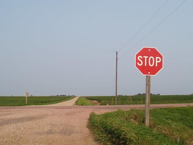 Stop in south dakota