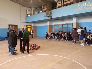 a.s. 2014 2015 Donazione palloni da basket