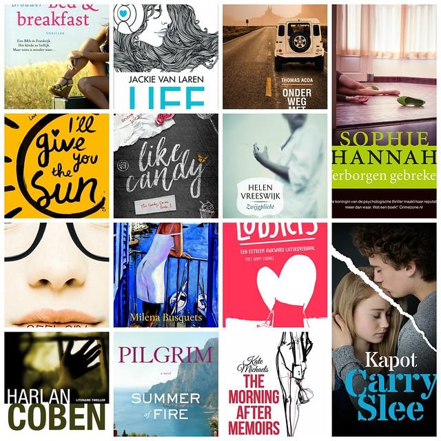 Gelezen boeken augustus