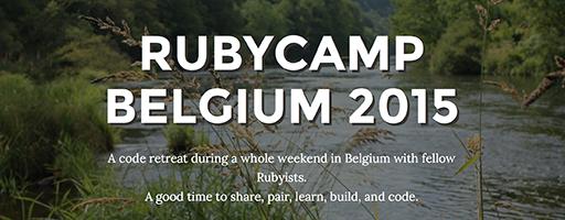 rubycamp BE 2015