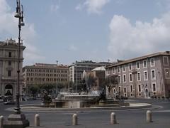 Piazza della Repubblica - Rome