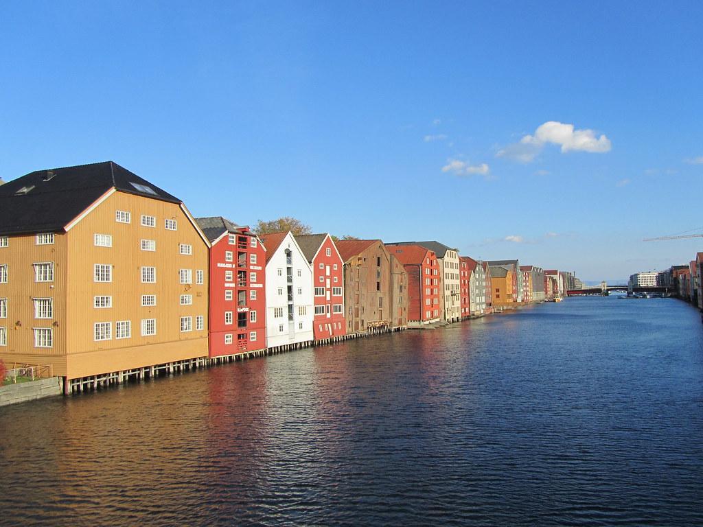 El Bryggen de Trondheim