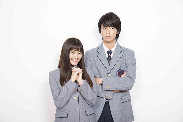 O Clássico Mangá Shoujo, Itazura na Kiss, será Adaptado para Live Action