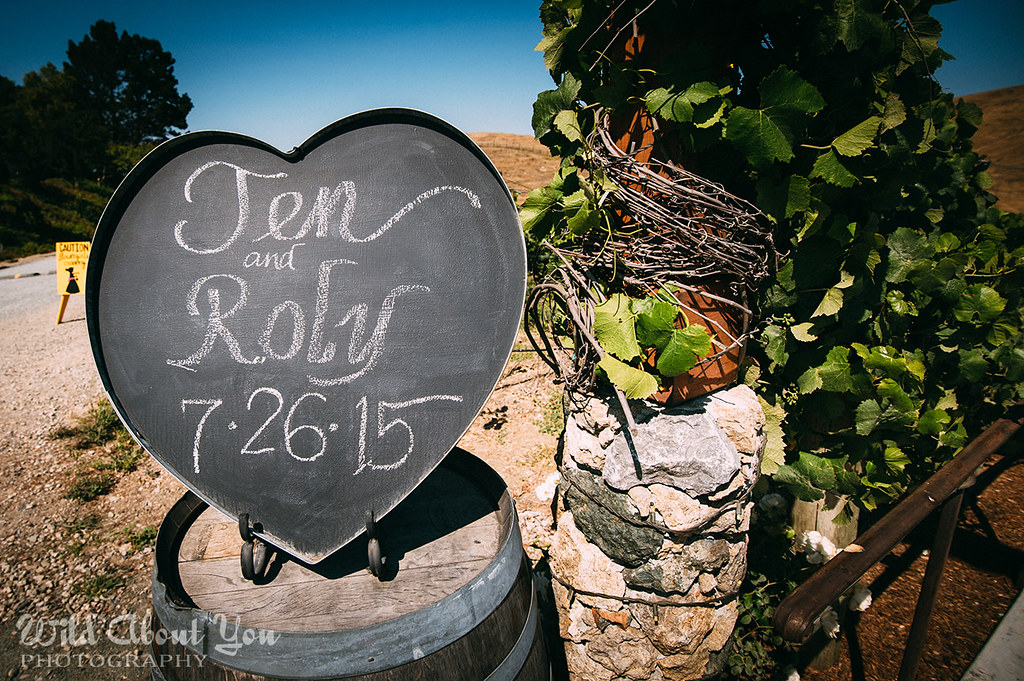 Jen Amp Roly S Multicultural Nella Terra Cellars Wedding