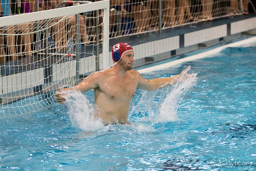 Oranje Team vs De Zeeuwse Kust Waterpolo<br/>70 foto's