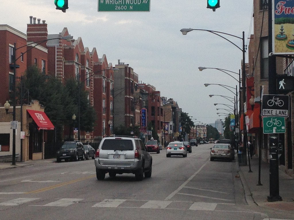 Chicago Streetscapes