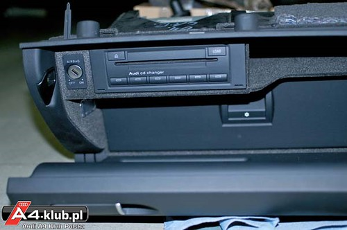 70944 - Instalacja przełącznika deaktywacji poduszki pasażera AIR BAG OFF - 3