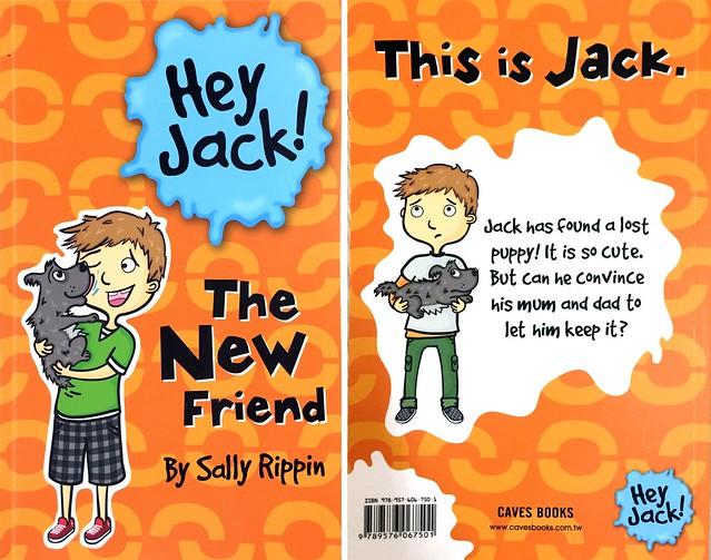caves books Hey Jack!