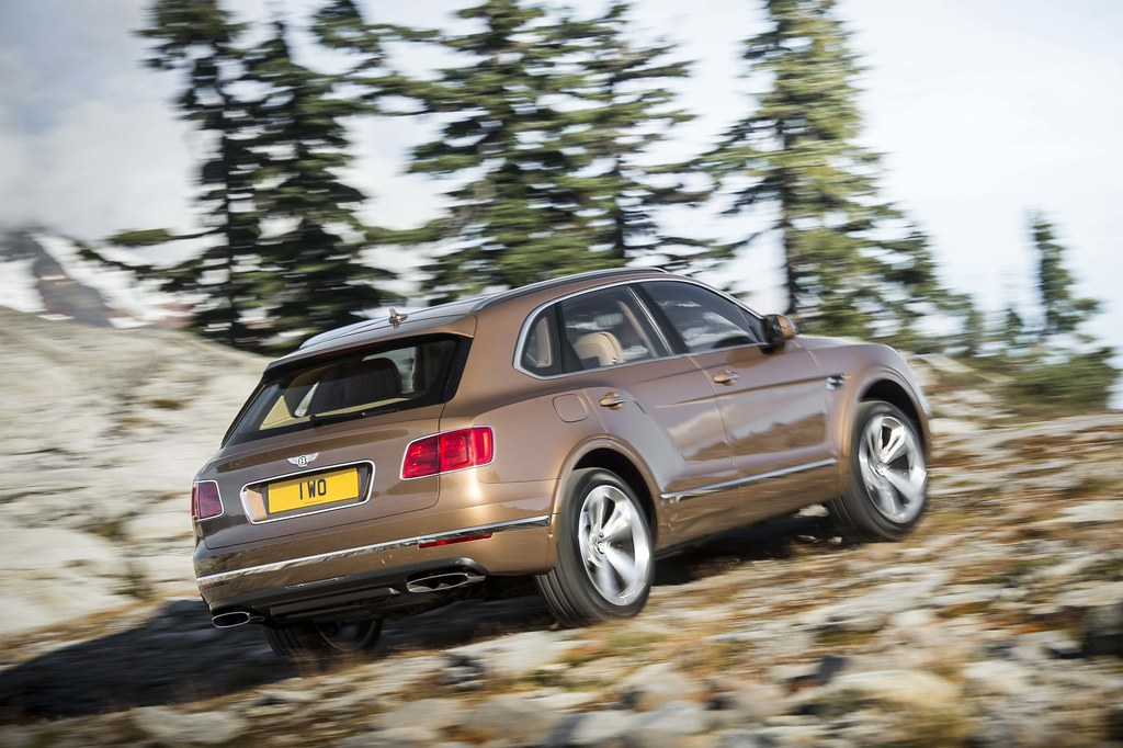 The Bentley Bentayga: The Most Exclusive SUV on the Planet