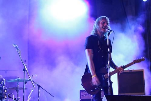 Neuman en concierto