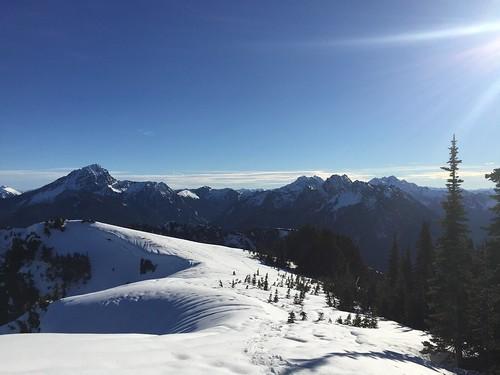 Mt Dickerman, WA