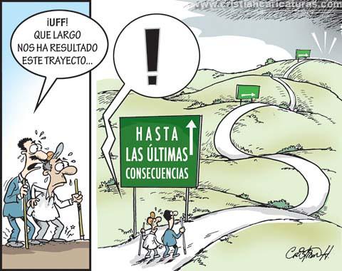 camino largo