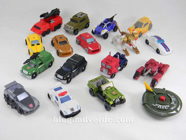 Transformers Hound EZ Collection - modo alterno vs otros Legends